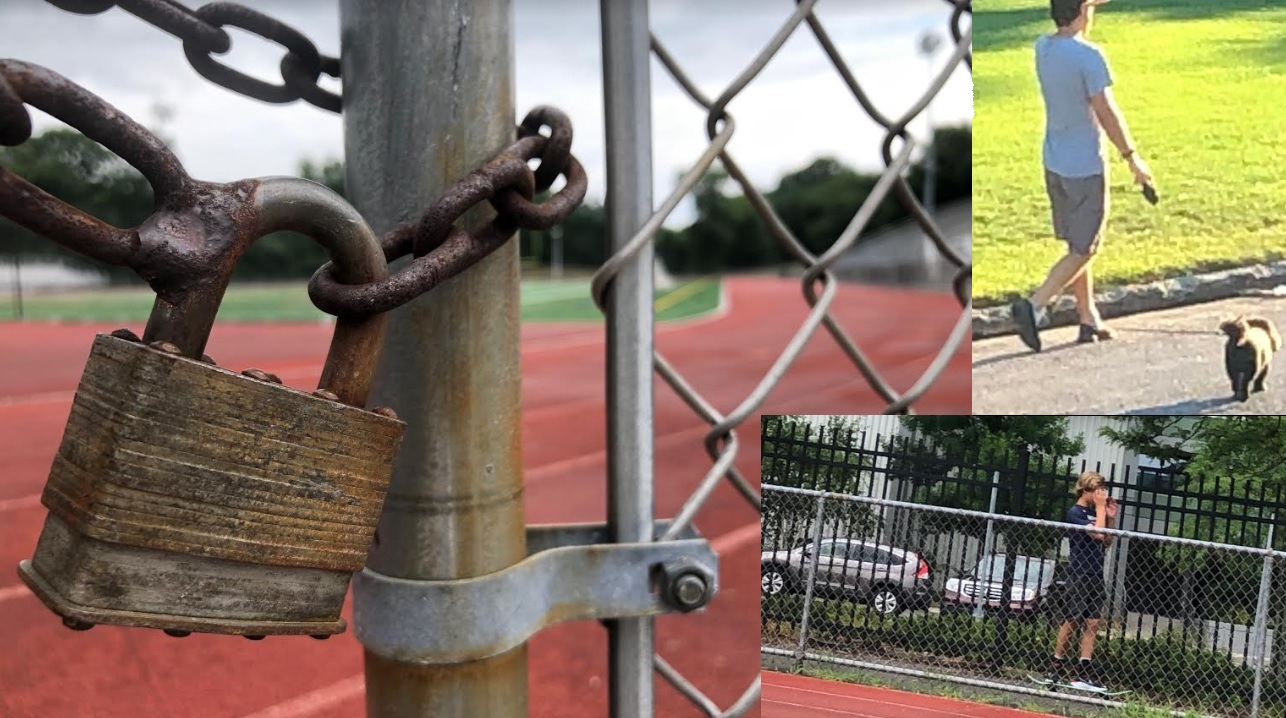 A Challenge to Work Out: Fitness During Lockdowns and Limits
