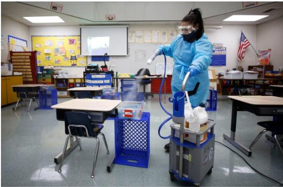 From Quarantine to Vaccines: 2020-2021 GCDS Health Protocols