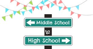 8th Grade to Freshmen year